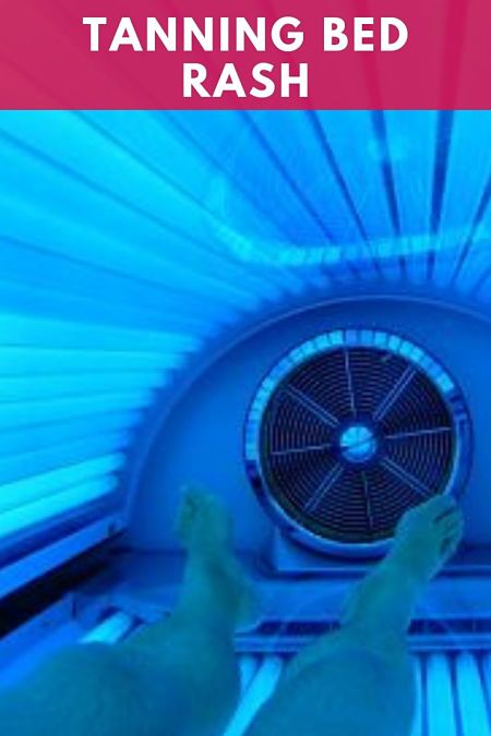 Tanning Bed Prep
