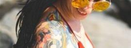 Tattoo Tanning Lotion