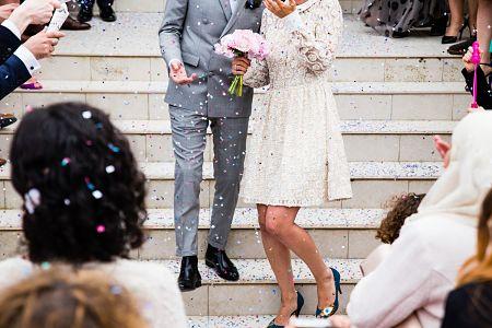 spray tan before wedding