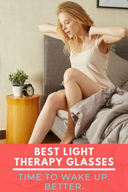 best light therapy glasses