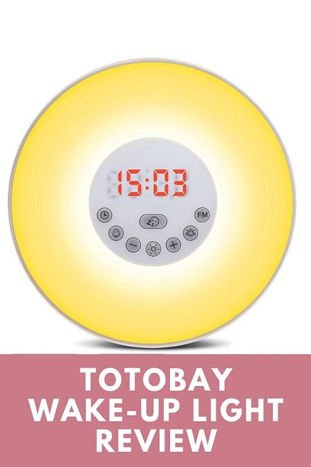totobay wake up light review