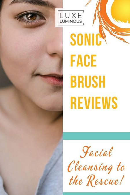 sonic face brush reviews