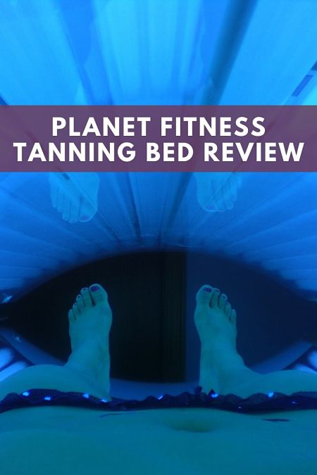 Planet Fitness Tanning Bed Review