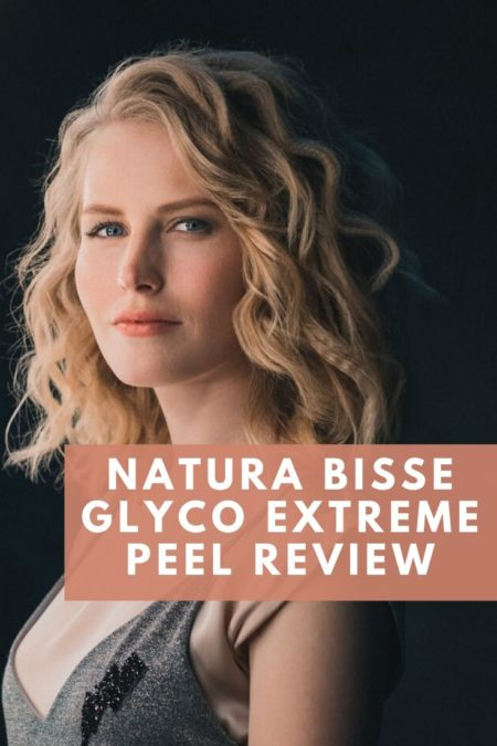 Natura Bisse Glyco Extreme Peel Review